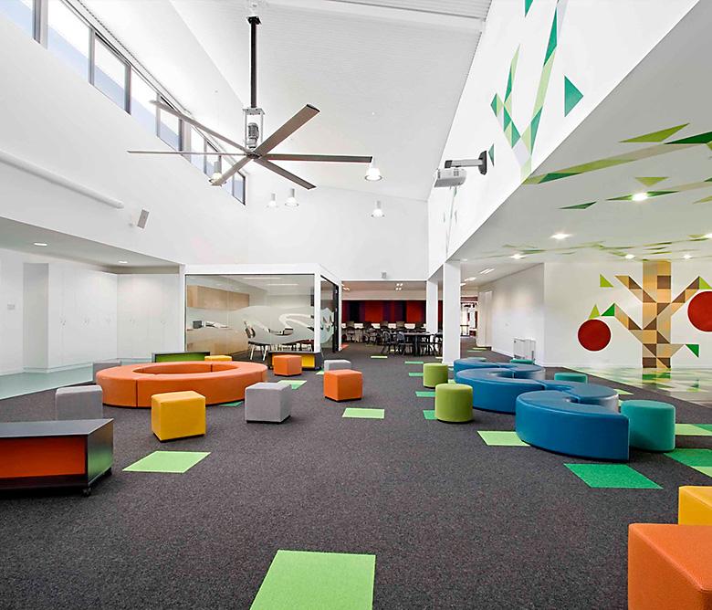 diseño de escuelas